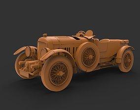 Bentley Blower 3D printable model