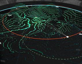 3D model Digital Terrain