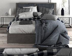 Bedroom set 10 3D model