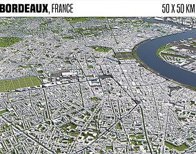 Bordeaux France 3D