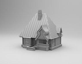 Small house 3D print model