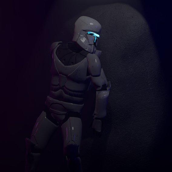 Star Wars 3D Project