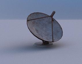 3D model Radar 01