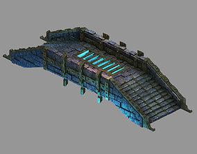 3D model Zhentian Palace-Stone Bridge 04