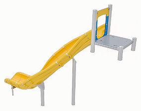Playground Equipment 054 3D asset