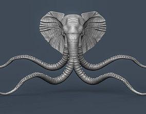 3D print model Brick lane Elephant art