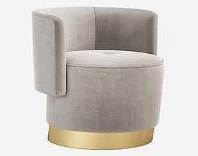 3D Baxter ANAIS Armchair