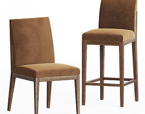3D model Collection Alia Chairs Cumberland
