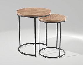 3D model Sofa tables