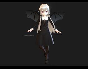 3D model Sophie Twilight