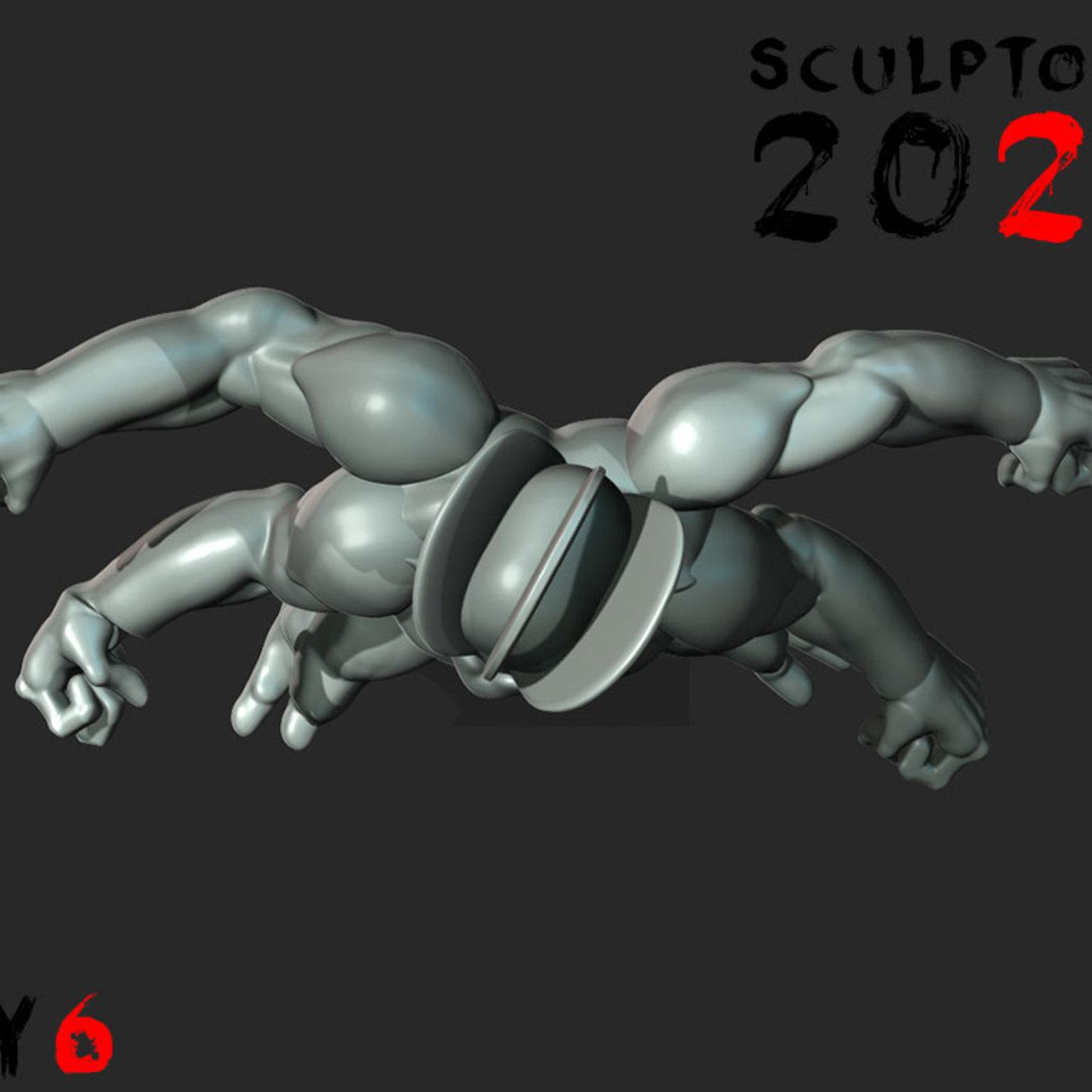 Sculptober Day 06