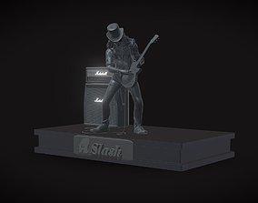 3D printable model Slash - Saul Hudson