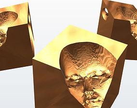 3D Face Illusion following