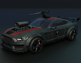 Shelby GT 500 3D