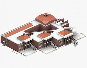 Nursery School 19 3D model