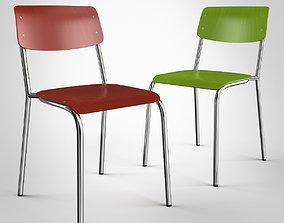 Hassenpflug Chair Model 1255