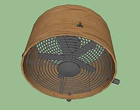 3D model OTTO Fan - Ventilador Otto