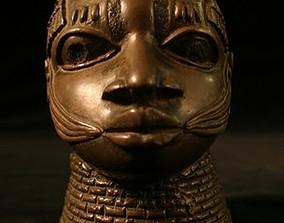 3D model benin bronzes nigeria