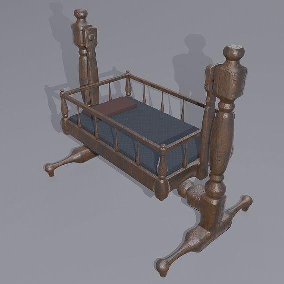 Medieval Cradle