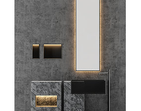 3D model ELECTRIC - Stone Bathroom
