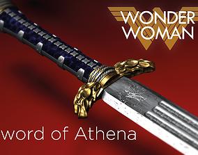 Sword of Athena - Wonder 3D printable model