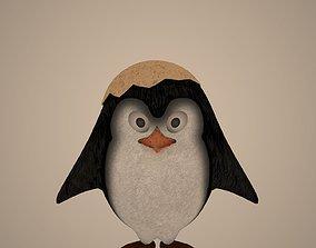 Pingvinue 3D model