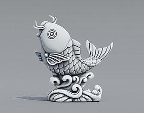 3D print model BigFishA