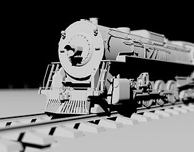 3D model Pere Marquette 1225