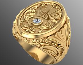3D printable model Ring shp14
