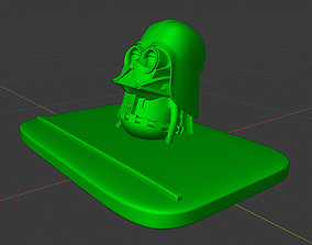 Darth Vader Phone Holder 3D printable model