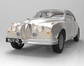 3D model Jaguar Studio Max