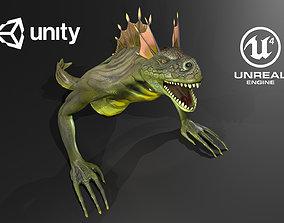 Sea Monster 3D model