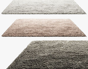 3D Carpets with long pile