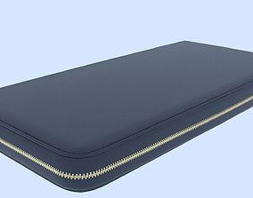 Wallet Slim Zip 3D model