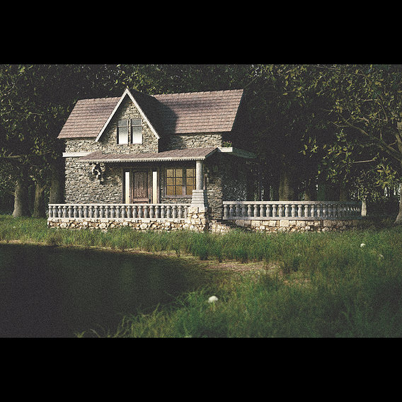 CGI Lake House