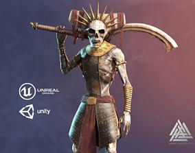 3D asset Ancient Undead Sherden