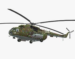 3D model Mi-17 Slovak Air Force