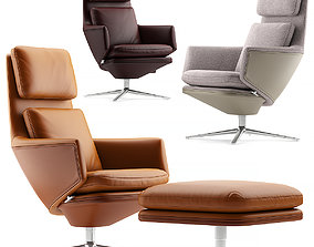 Vitra Grand Relax 3D