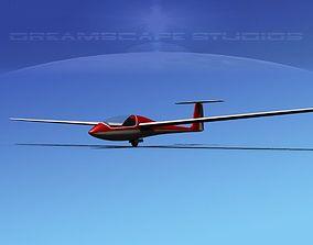 3D asset Venture Sailplane V07