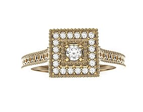 3D printable model bvlgari bulgari luxury Fancy Ring