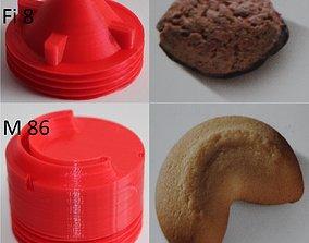 3D printable model Nozzle Polin Multidrop