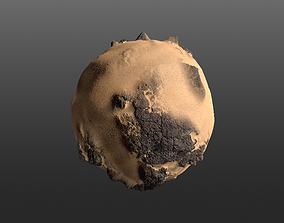 3D Sand Texture stone