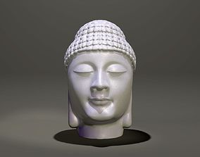 Buddha 3D printable model yin