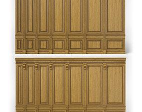 3D wooden panel 02 05