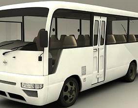 3D model Nissan Civilian