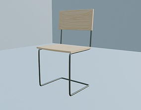 Chair 3D Models realtime