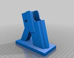 3D printable model glock holster