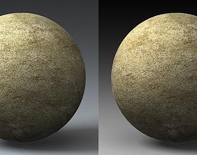 3D model Sand Landscape Shader 044