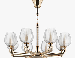 3D model 706082 Delta Osgona Chandelier