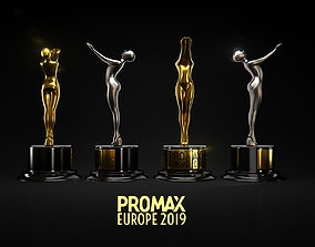 3D model The PROMAX AWARD